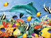 puzzle tropical-fish